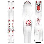 K2 Luv Struck 80 Womens Skis with ER3 10 TCx Light Bindings