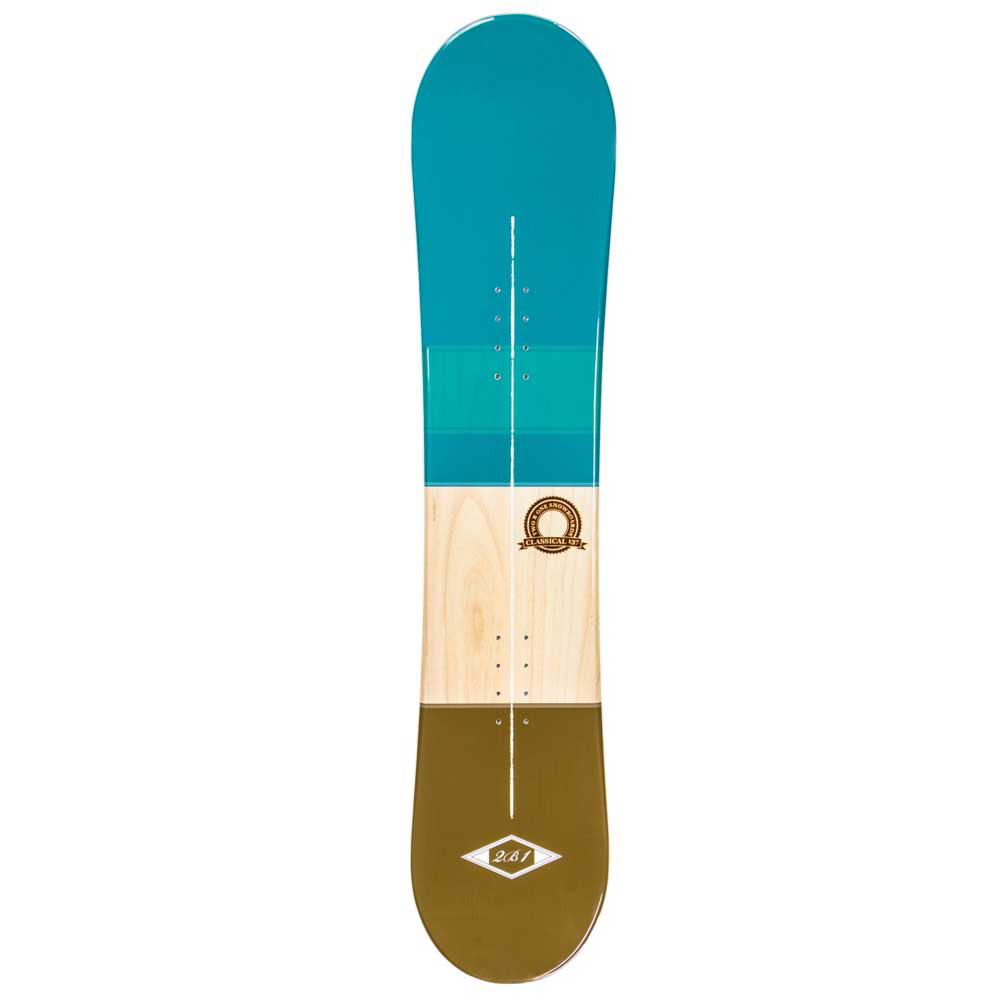 Image of 2B1 Classical Red Boys Snowboard