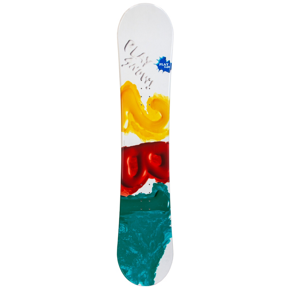 Image of 2B1 Play Teal Boys Snowboard
