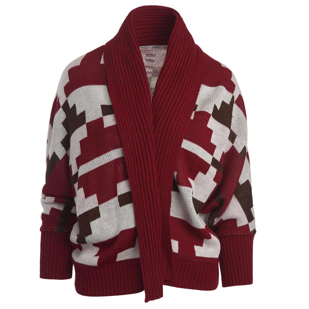 Woolrich Harvest Cardigan Womens Sweater