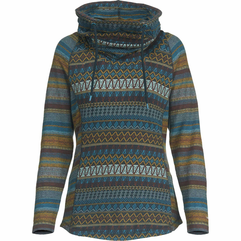 Woolrich Mile Run Womens Hooded Cowl 478173999