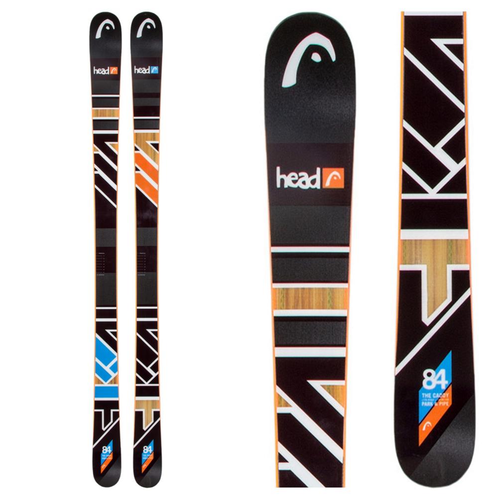 Head The Caddy Skis