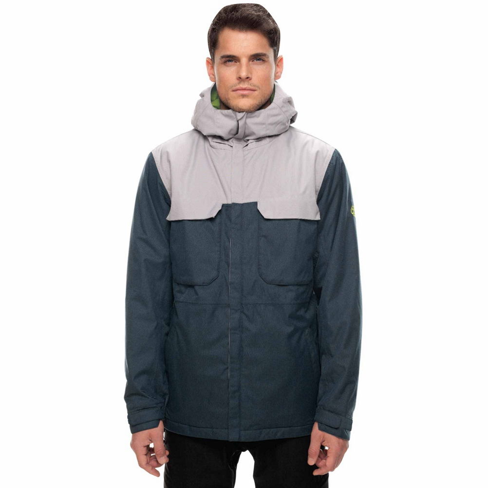686 Moniker Mens Insulated Snowboard Jacket
