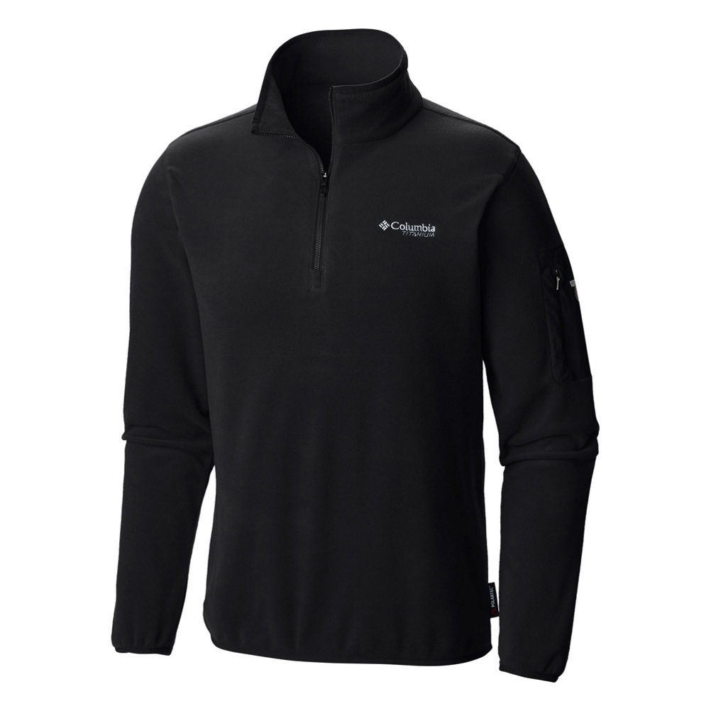 Columbia Titan Pass 1.0 Half Zip Fleece Mens Mid Layer