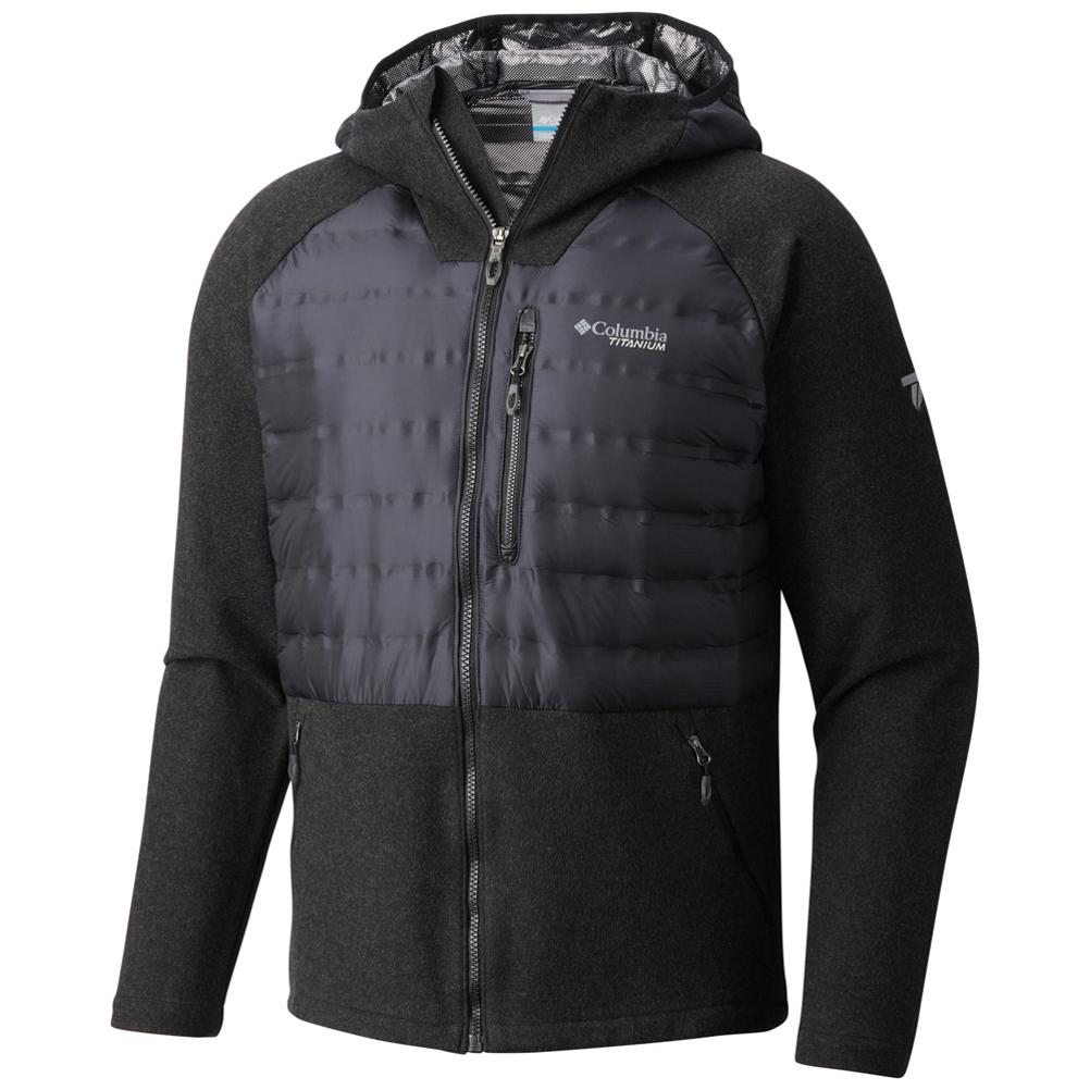 Columbia Snowfield Hybrid Mens Jacket