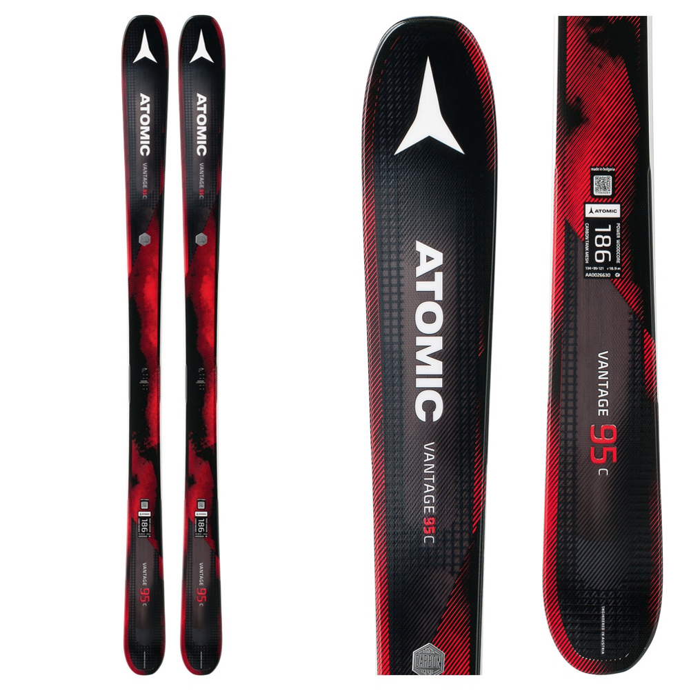 Atomic Vantage 95 C Skis