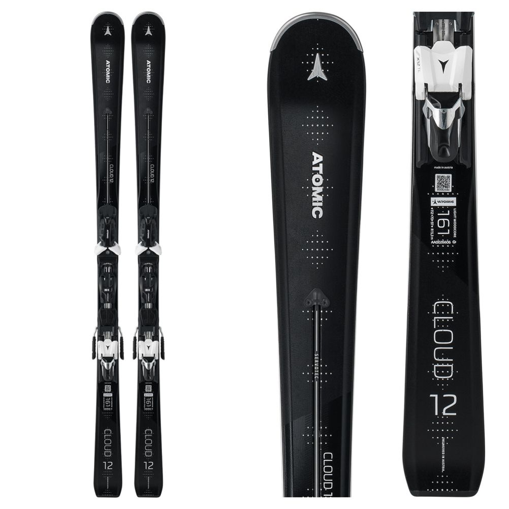 Atomic Cloud 12 Womens Skis with X 12 TL Bindings 2019