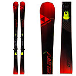 Fischer RC4 The Curv GT Race Skis with MBS 13 Powerrail Bindings 2018