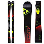 Fischer RC4 The Curv DTX Race Skis with Z12 Powerrail Bindings 2018