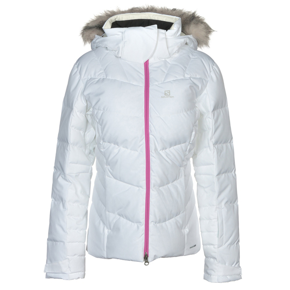 Salomon Icetown Womens Insulated Ski Jacket