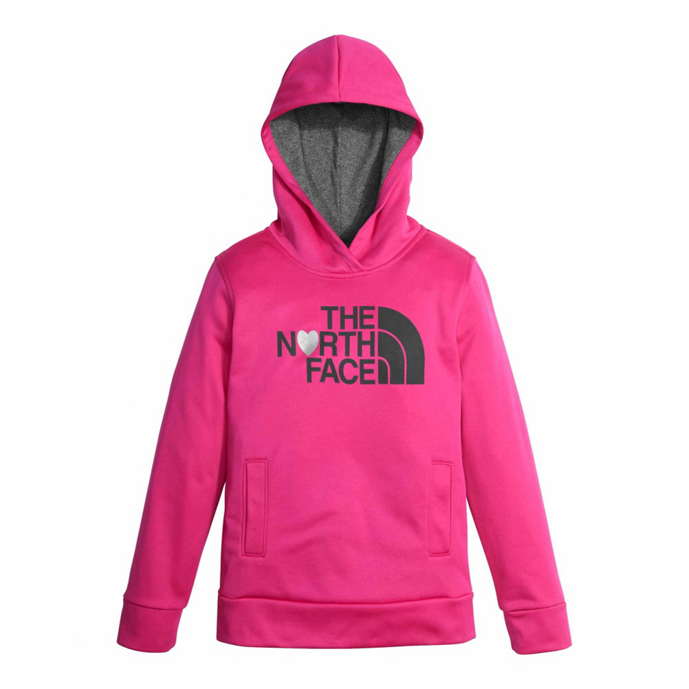 The North Face Girls Surgent Pullover Kids Hoodie (Previous Season)