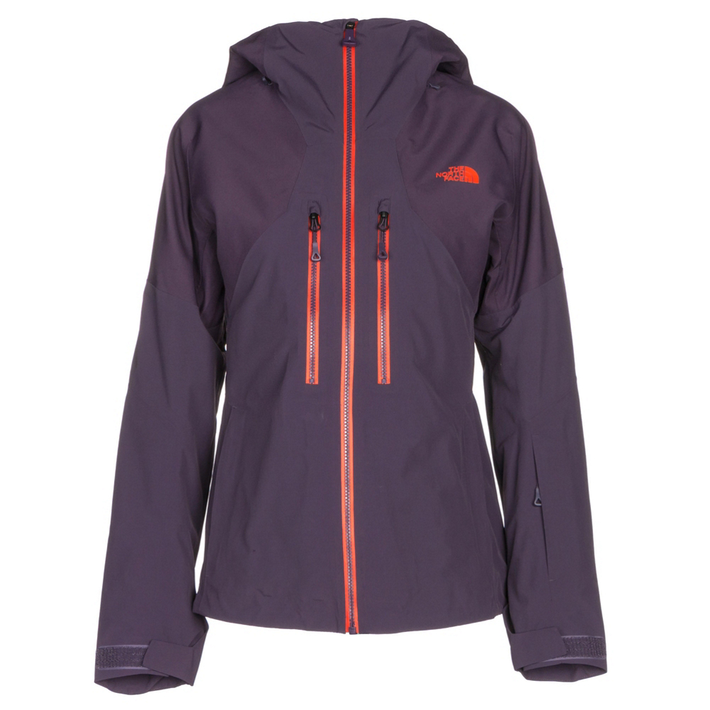 The North Face Powder Guide Womens Insulated Ski Jacket (Previous Season)