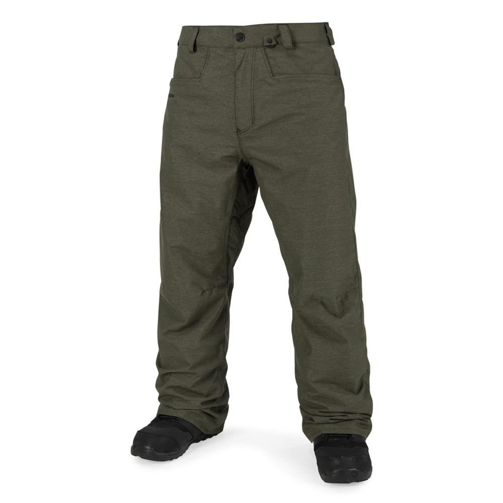 Volcom Carbon Mens Snowboard Pants