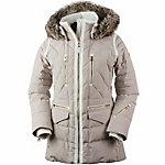 Obermeyer Blythe Down w/Faux Fur Womens Insulated Ski Jacket