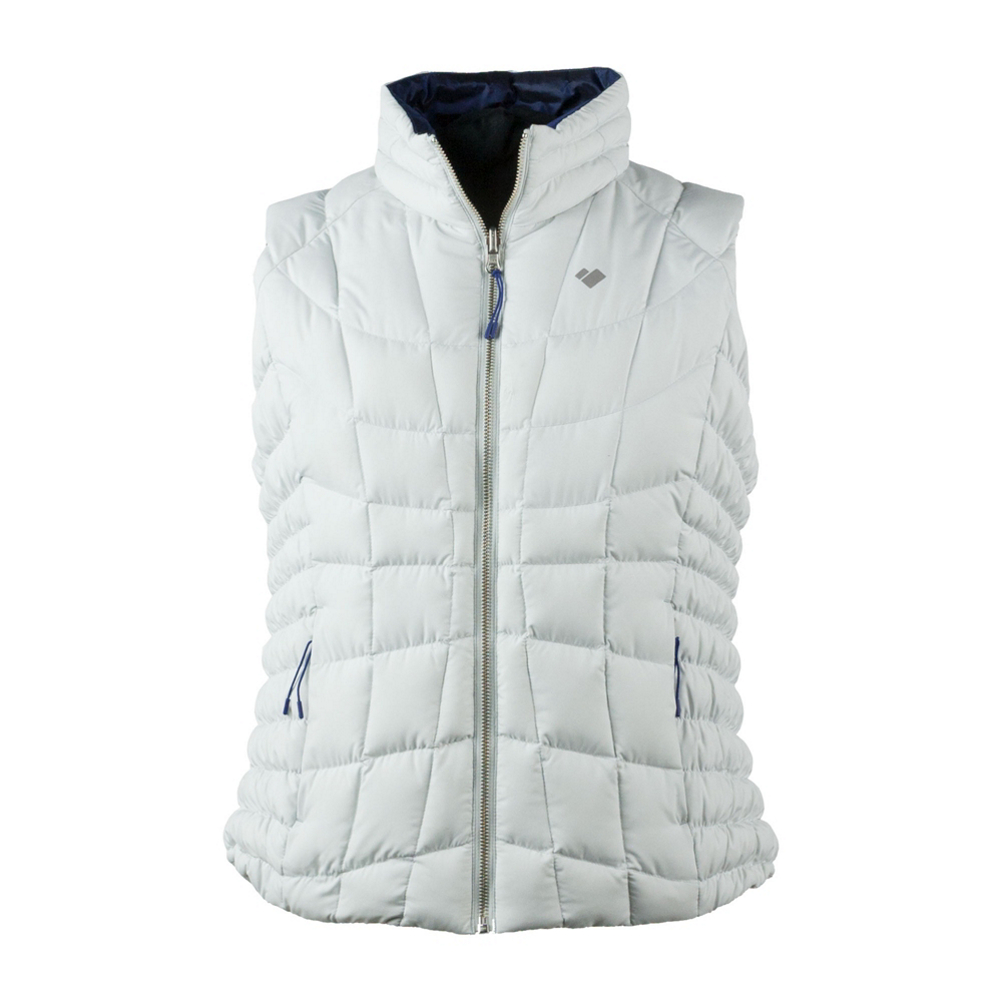 Obermeyer Soleil Reversible Down Womens Vest
