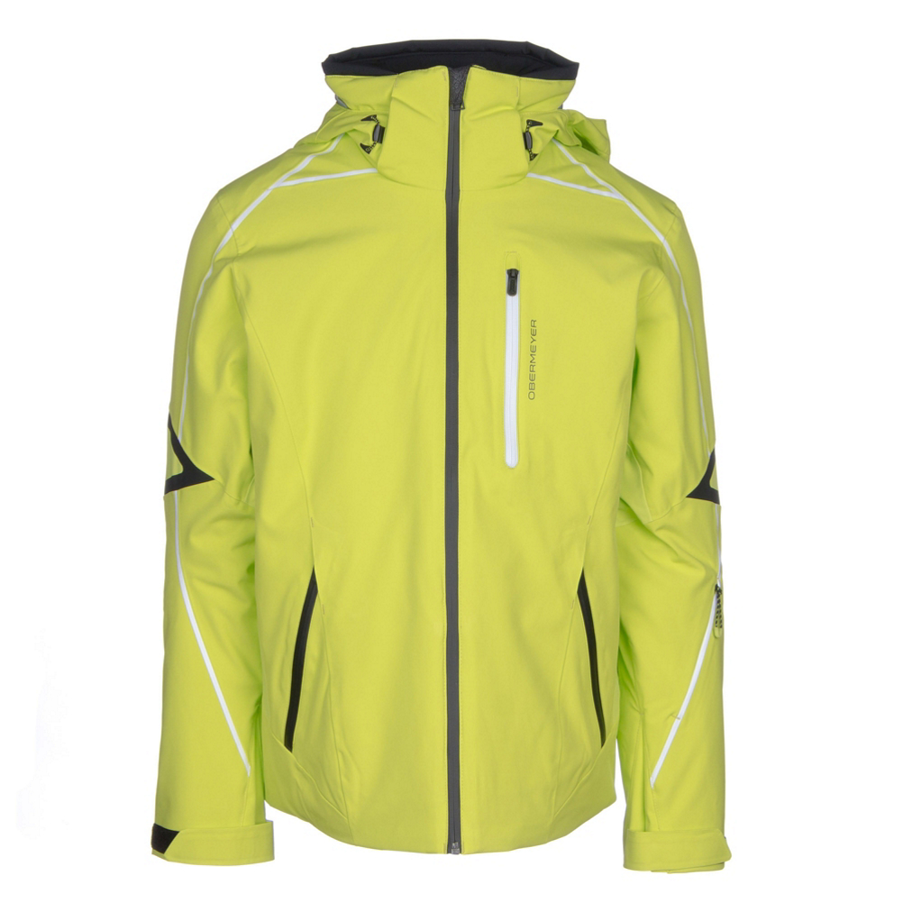 Obermeyer Charger Mens Insulated Ski Jacket