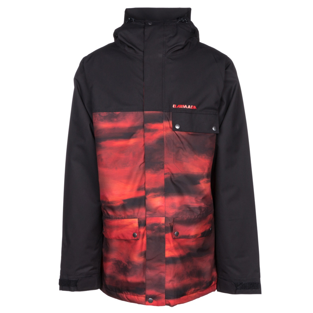 Armada Emmett Mens Insulated Ski Jacket