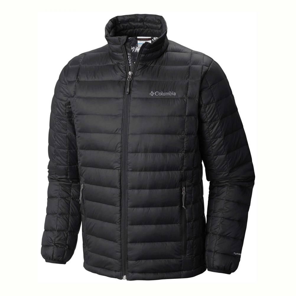 Columbia VooDoo Falls 590 TurboDown - Big Mens Jacket