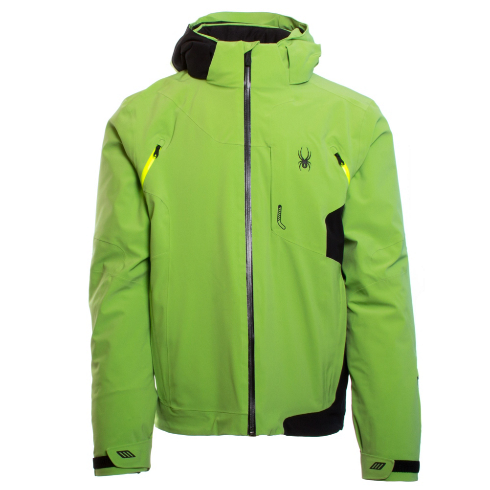 Spyder Alps Mens Insulated Ski Jacket