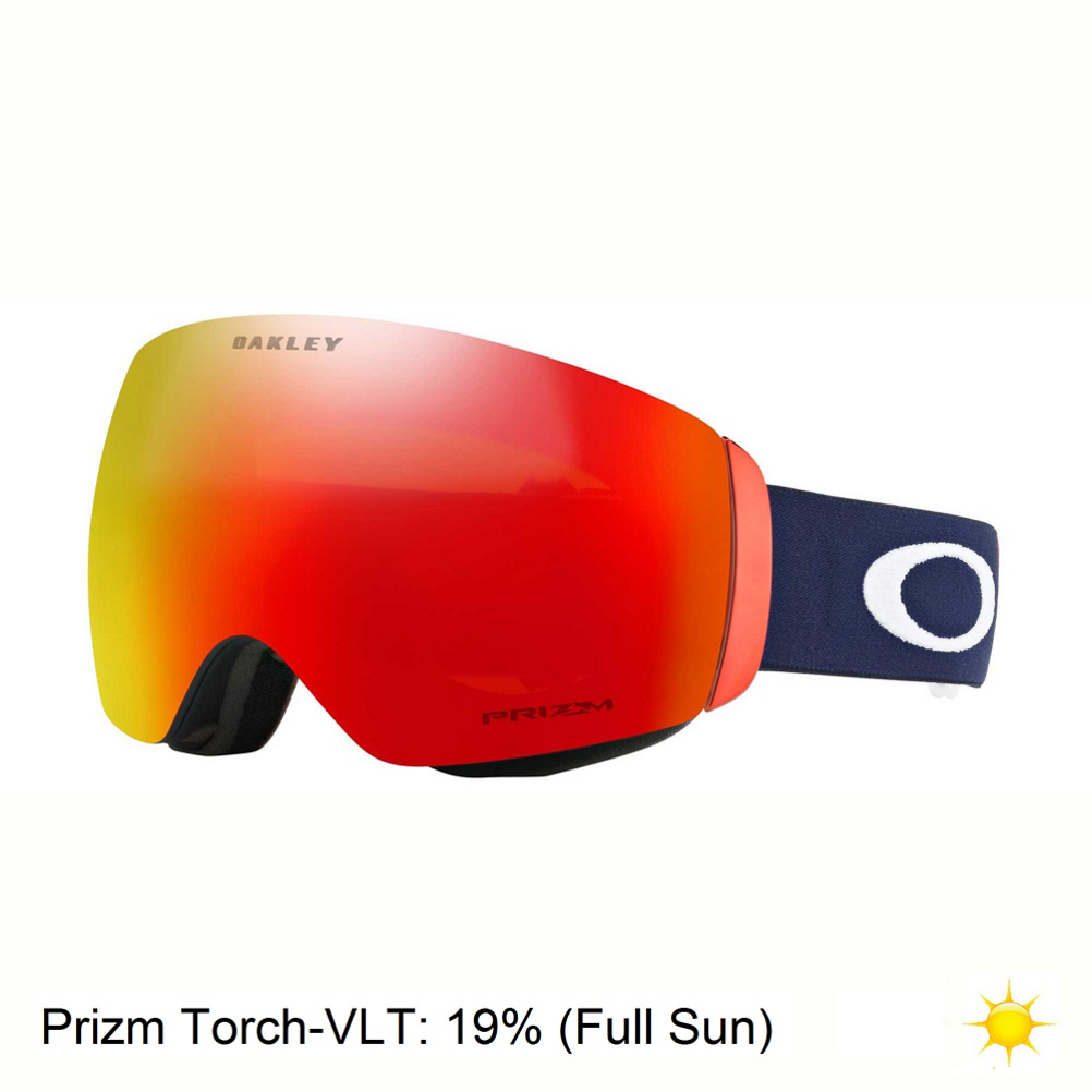 Oakley Flight Deck XM Prizm USOC Goggles 2019