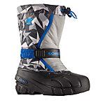 Sorel Flurry Print Kids Boots