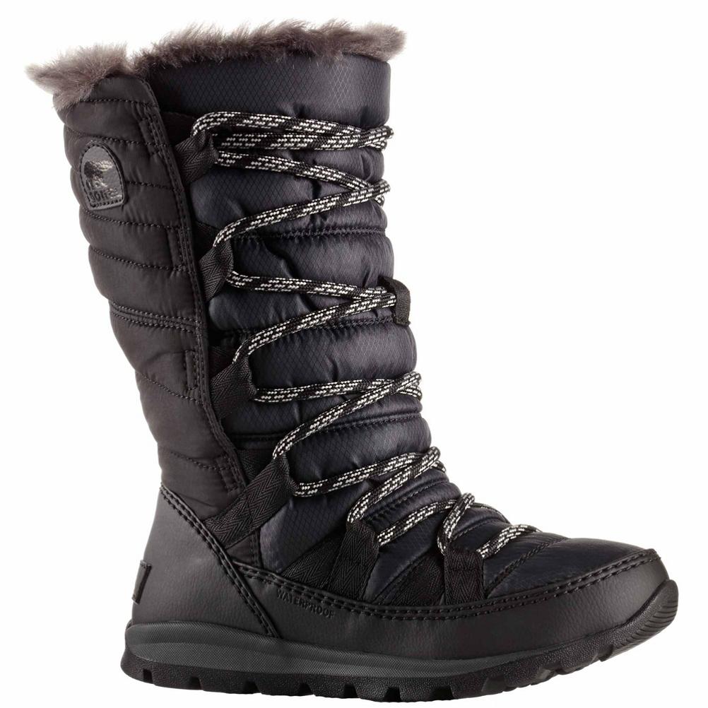 Sorel Whitney Lace Girls Boots