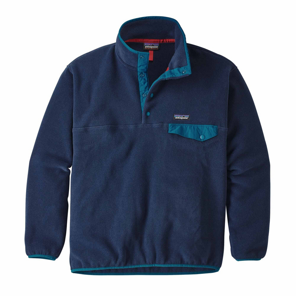 Patagonia Synchilla Snap-T Mens Mid Layer