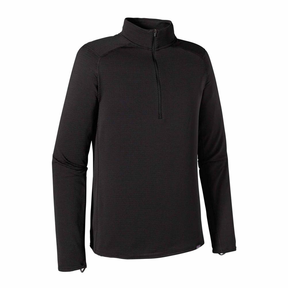 Patagonia Capilene Thermal Weight Zip-Neck Mens Long Underwear Top