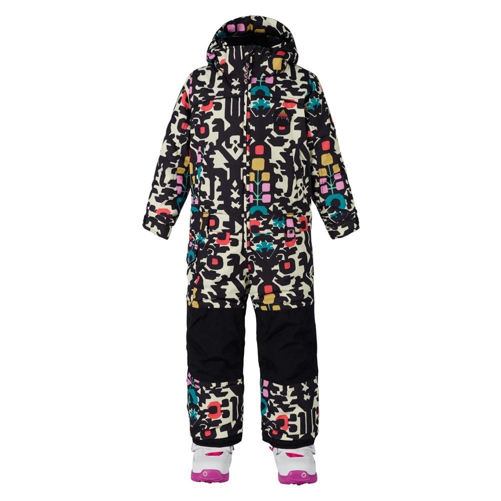 Burton Minishred Illusion Toddler Girls One Piece Ski Suit 497011999