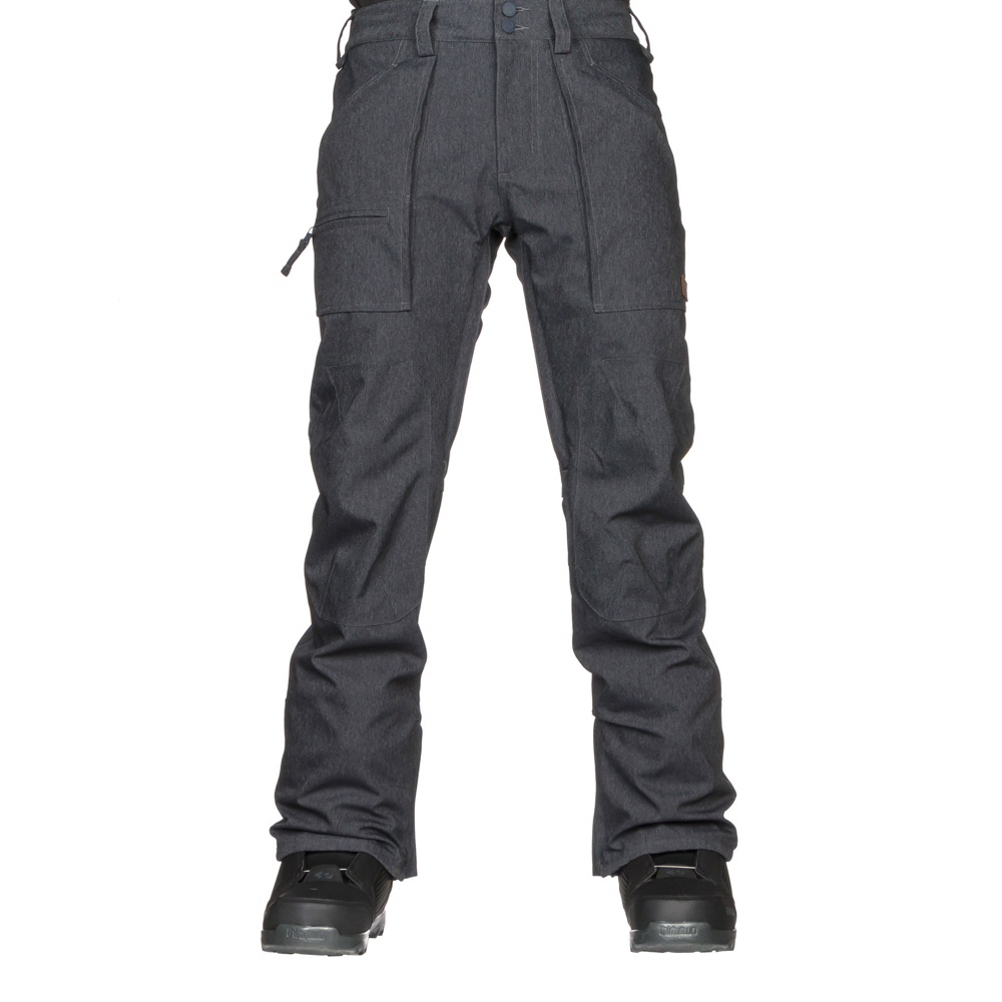 Burton Southside Mid Fit Mens Snowboard Pants