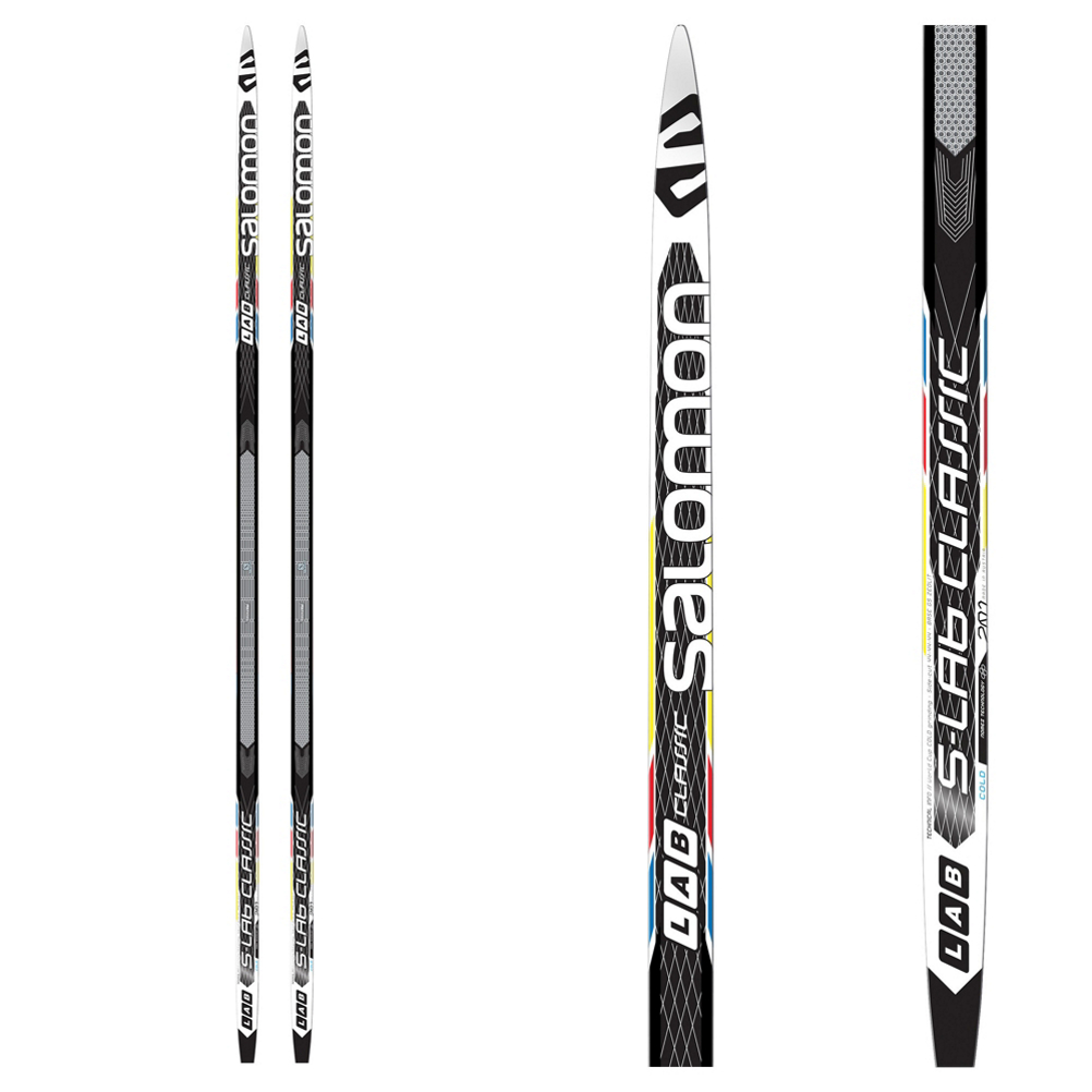 Salomon S-Lab Classic Cold Soft Cross Country Skis 497438999