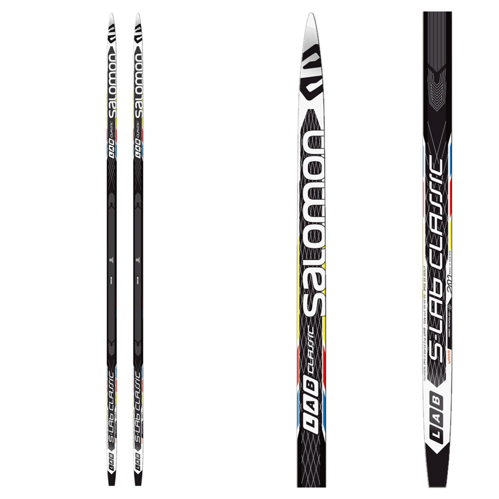 Salomon S-Lab Classic Warm Soft Cross Country Skis