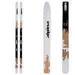Alpina Control 64 Cross Country Skis with Bindings