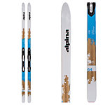 Alpina Control 64 W Womens Cross Country Skis with Bindings
