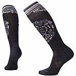 SmartWool PhD Ski Light Elite Pattern Womens Ski Socks