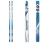 Salomon Snowscape 7 Siam Prolink Cross Country Skis with Bindings 2018