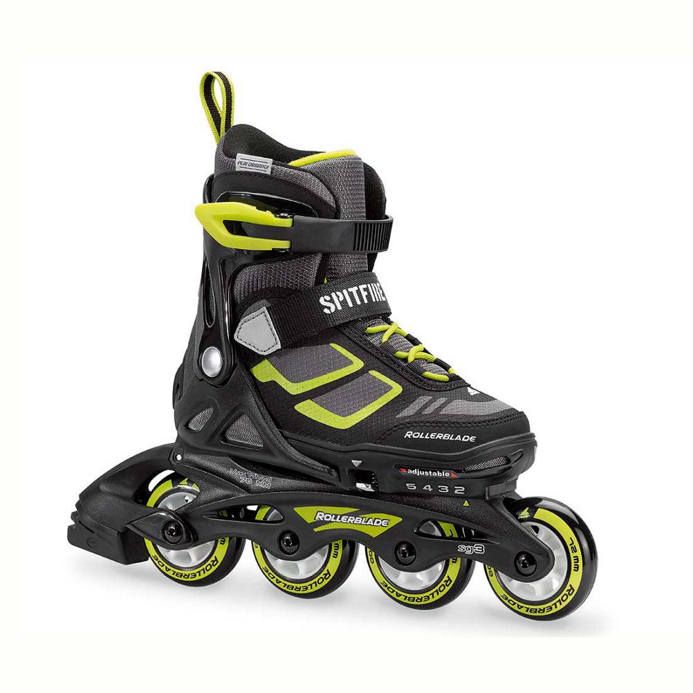 Rollerblade Spitfire XT Adjustable Kids Inline Skates