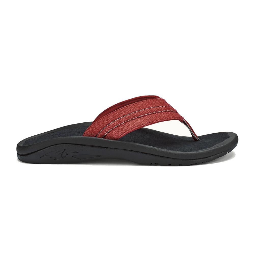OluKai Hokua Mesh Mens Flip Flops