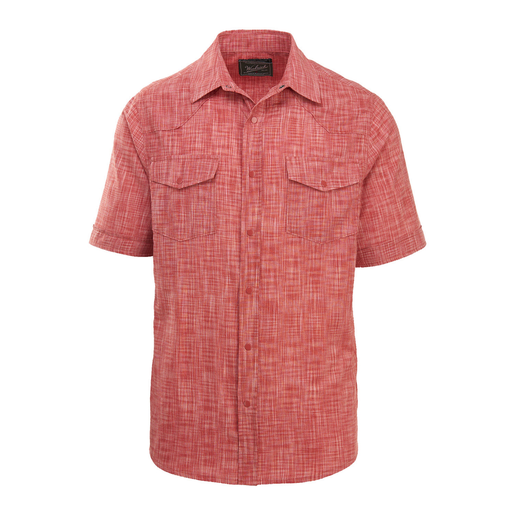 Woolrich Eco Rich Altitude II Mens Shirt