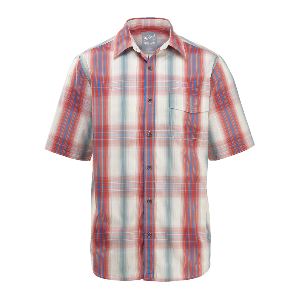 Woolrich Desert View Mens Shirt