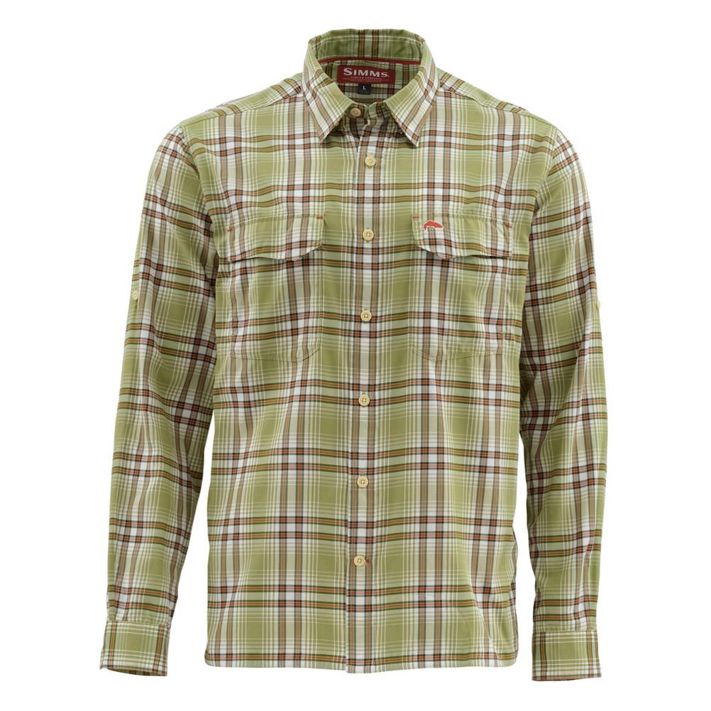 Simms Legend Long Sleeve Mens Shirt