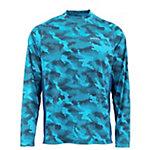 Simms Solarflex Crewneck Mens Shirt