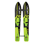 O'Brien All Star Trainers Junior Combo Water Skis With Standard Bindings 2020
