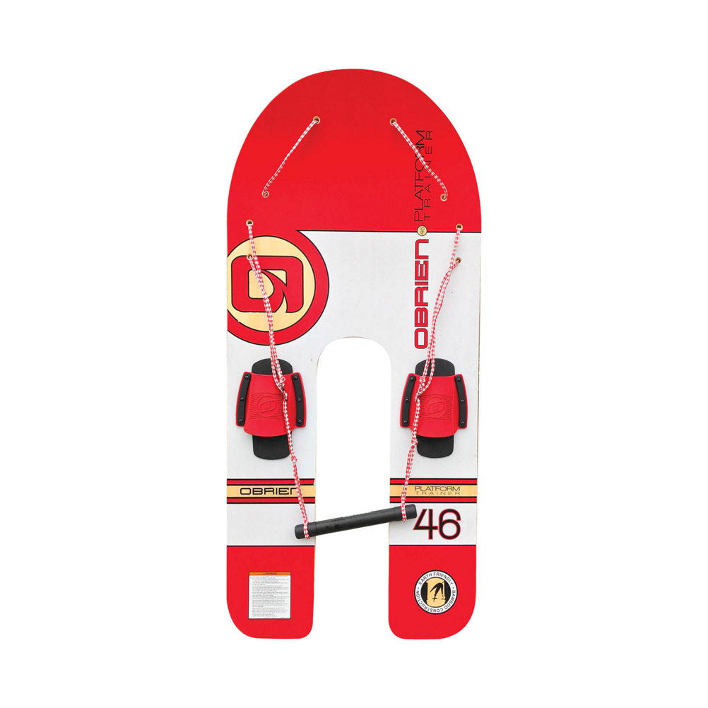 O'Brien Platform Trainer Junior Combo Water Skis With Bindings 2019