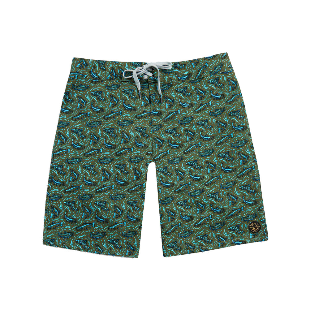 United By Blue Upstream Performance Mens Board Shorts
