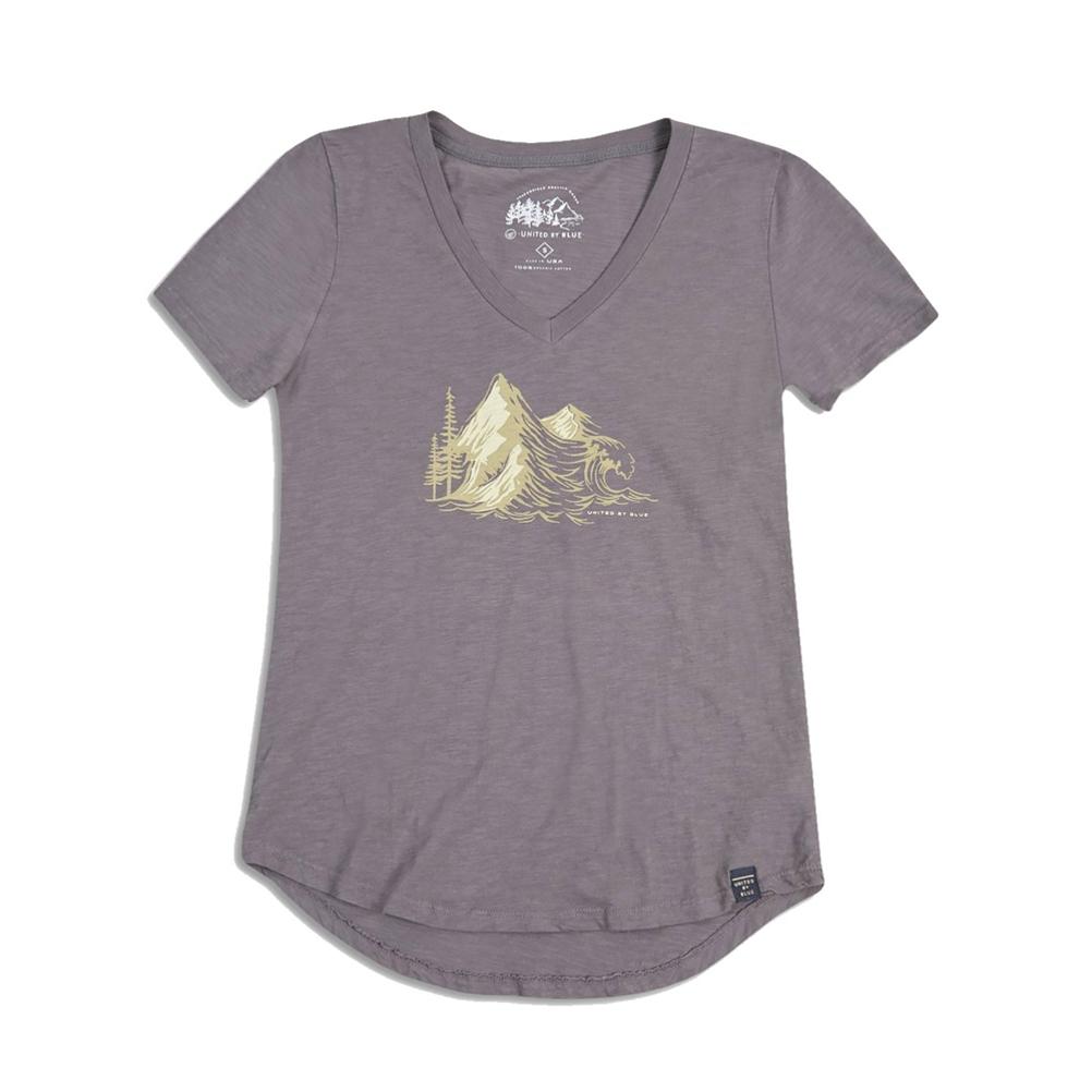 United By Blue Peaks Womens T-Shirt