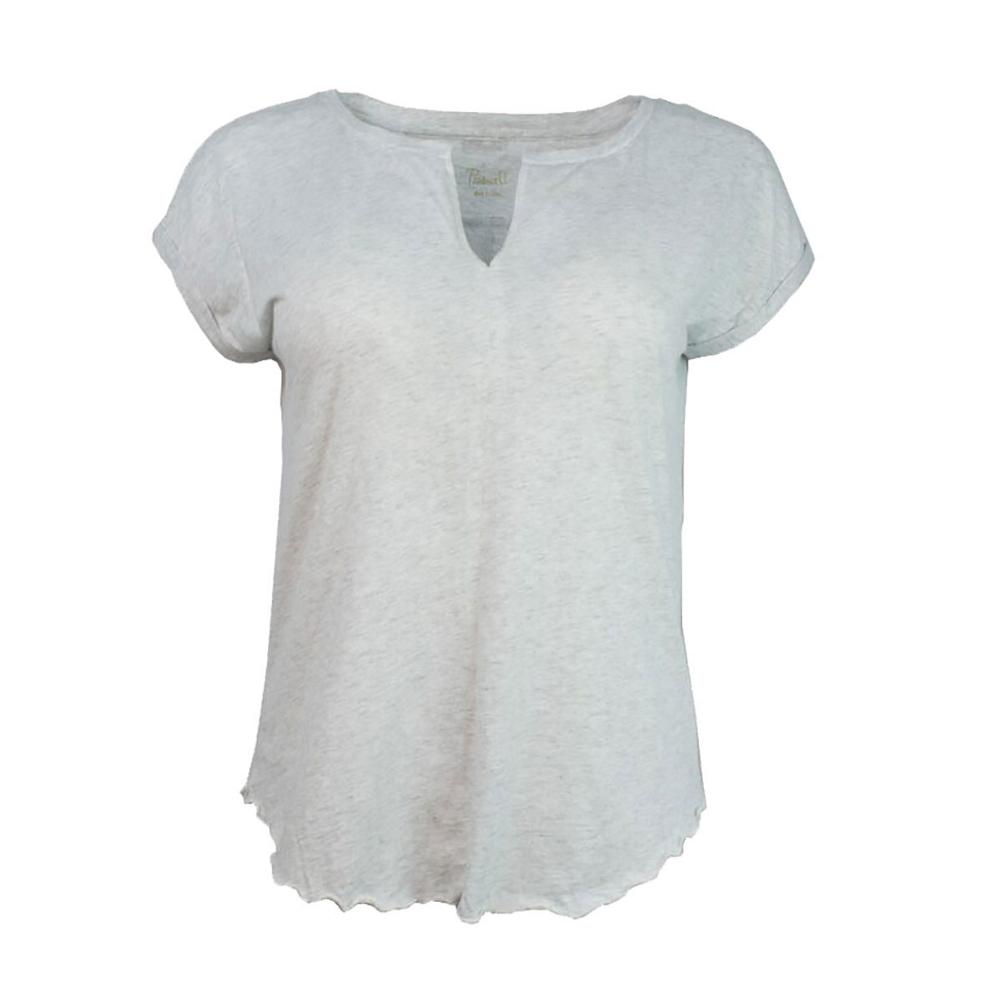 Purnell Heathered Tee Womens T-Shirt