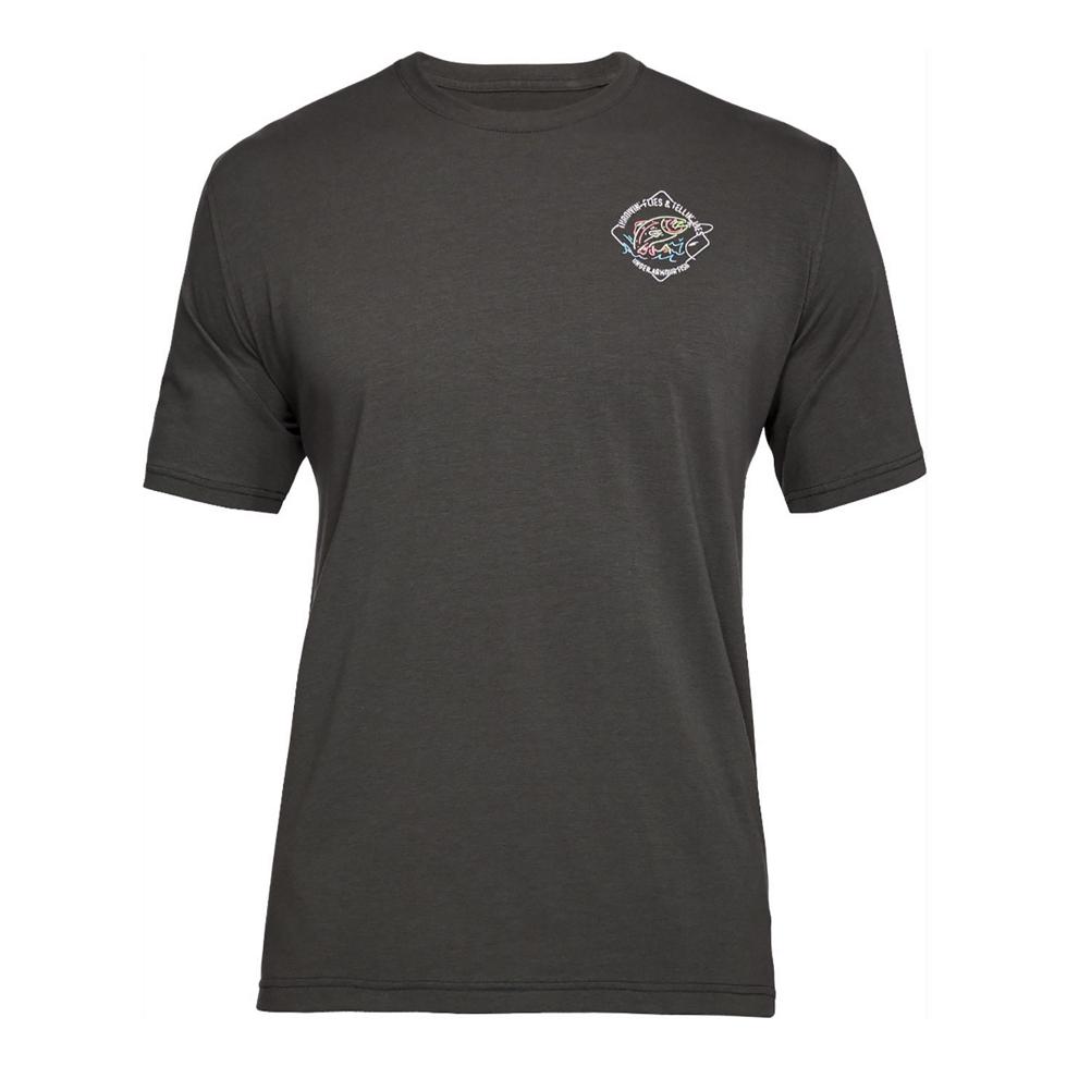 Under Armour Neon Trout Mens T-Shirt 505657999