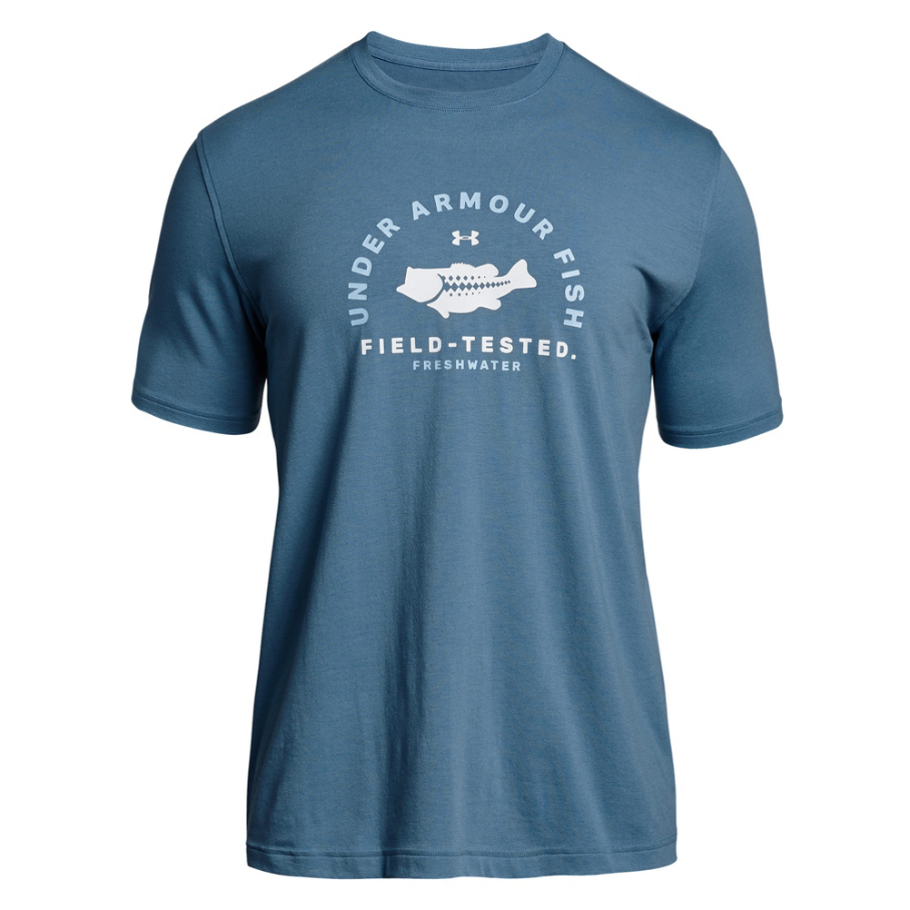 Under Armour Bass Field Tested Mens T-Shirt 505703999
