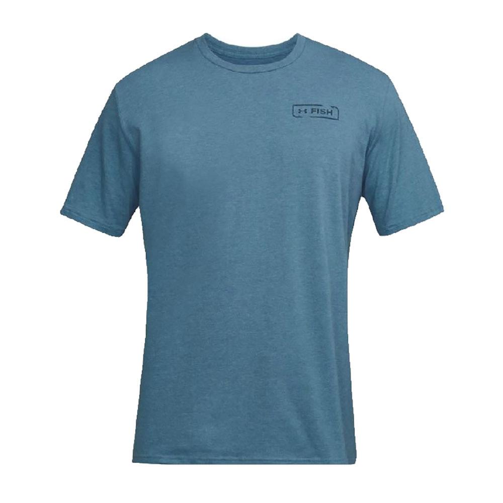 Under Armour Bass Reel Mens T-Shirt 505745999